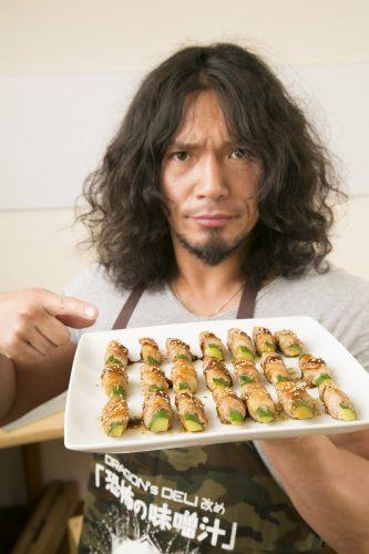 プロレスラー,DRAGON GATE,YAMATO,筋肉キッチン,レシピ,豚肉,きゅうり