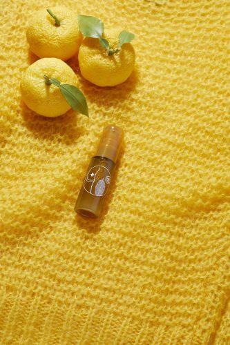 ■草花木果 ゆずの恵み バリアミスト