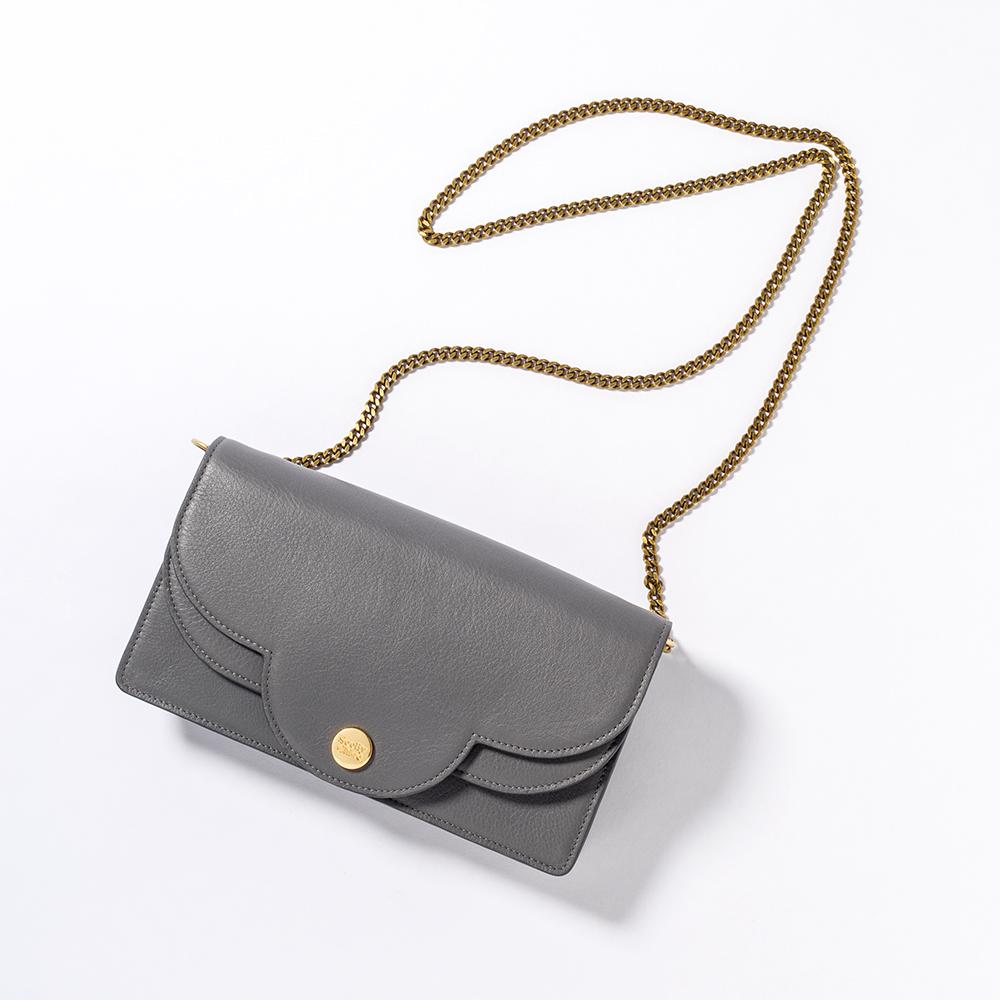 シーバイクロエのお財布がいらないバッグ