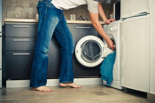 洗濯,頻度,男女,調査,分け洗い