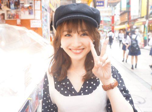 高野茂,たかのさんぽ,横浜中華街,デート,お菓子,CanCam it girl 渡辺光沙子