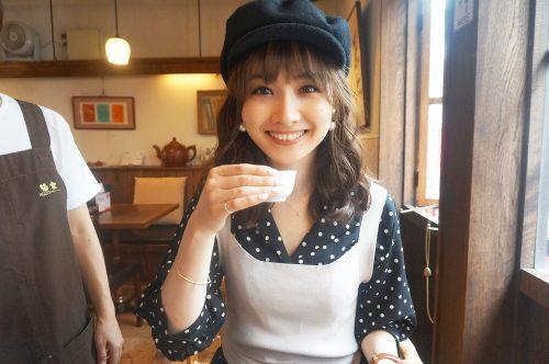 高野茂,たかのさんぽ,中国茶,悟空茶荘,CanCam it girl,渡辺光沙子,