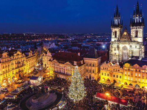 クリスマス,海外旅行,人気,ランキング,チェコ