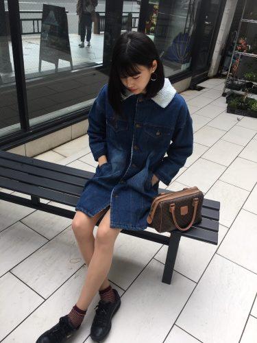 CanCam it girl,瀧川寧,京都,旅行,嵐山,花伝抄