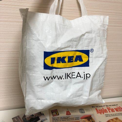 CanCam it girl,森綾伽,IKEA,雑貨,プチプラ,買い物バッグ