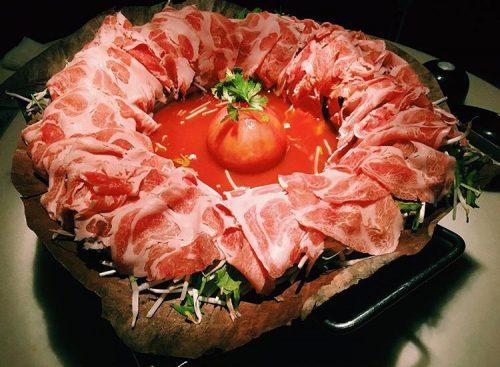 CanCam it girl,小湊愛巳,フォトジェニック,鍋,お店