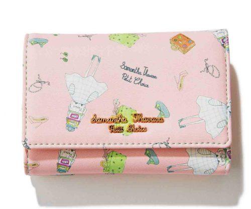 ミニ財布,サマンサタバサプチチョイス,ファッション,クリスマス,プレゼント