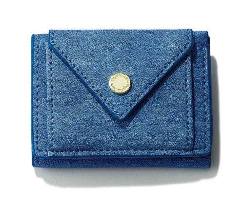 ミニ財布,デニム,ファッション,クリスマス,プレゼント,ハートダンス