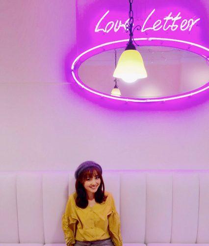 カフェ,バー,Love Letter,高田馬場,渡辺光沙子,CanCam it girl