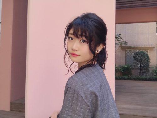 CanCam it girl,谷山響,グレンチェック,ジャケット,ファッション,トレンド