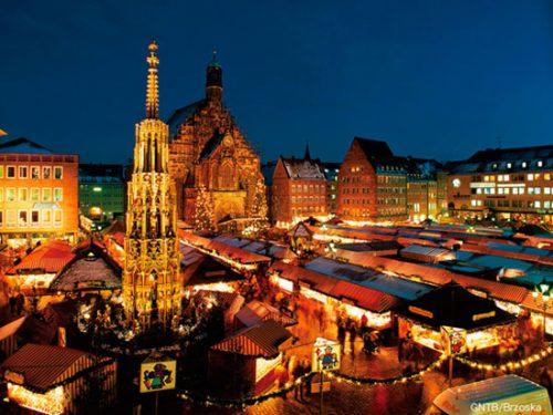クリスマス,海外旅行,人気,ランキング,ドイツ
