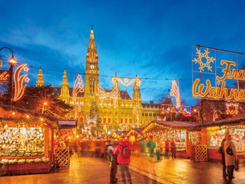 クリスマス,海外旅行,人気,ランキング,オーストリア