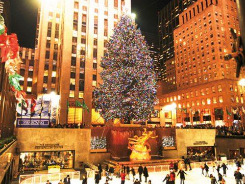 クリスマス,海外旅行,人気,ランキング,アメリカ