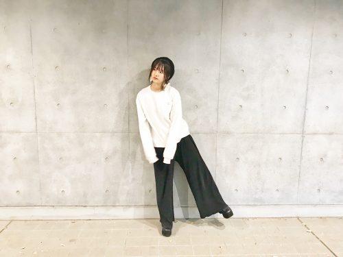 CanCam it girl,搗宮姫奈,ファッション,トレンド,スエット,