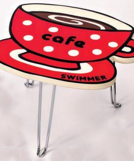プチプチテーブル ティーカップ