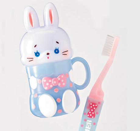うさっこ歯磨きセット