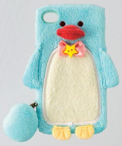アニマルスマホケース ペンギン