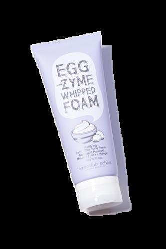 洗顔フォーム EGG-ZIME WHIPPED FORM