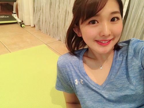 CanCam it girl,佐藤みなみ,筋トレ,クランプ,体幹,ダイエット