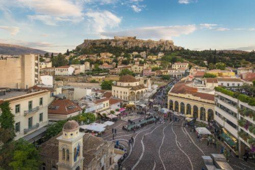 海外旅行,安い,シーズン,人気,旅行先,都市別,アテネ
