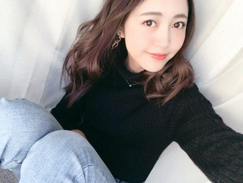 CanCam it girl,柳田菜月,無印良品,タートルニット