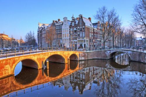 海外旅行,安い,シーズン,人気,旅行先,都市別,アムステルダム