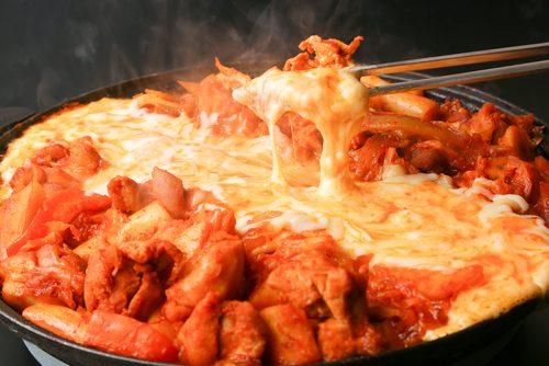 人気,ランキング,チーズ,女子,好き,チーズタッカルビ,ピザ