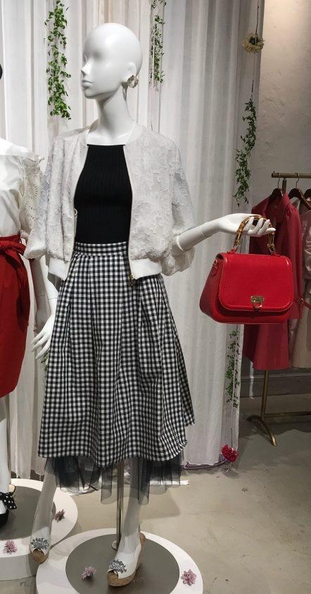 2018,春夏,ファッション,トレンド,展示会,ギンガムチェック,31 Sons de mode