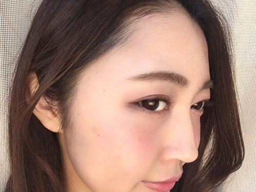 CanCam it girl ,柳田菜月,コスメデコルテ,ピンクメイク,メイク