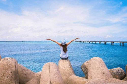ひとり旅,おすすめ,場所,都道府県,ランキング,沖縄