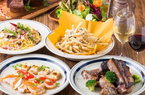 nakameguro SLOW TABLE、料理、中目黒、レストラン、肉、ワイン、ポテト