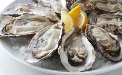 オイスターテーブル 浜松町店、生牡蠣、牡蠣、オイスター