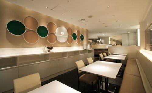 フィッシュ&オイスターバー 西武渋谷店、オイスターバー、店内、内装