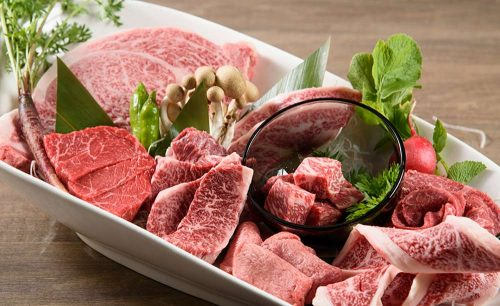 焼肉Gardenの焼き肉