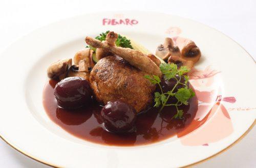 cafe et restaurant FiGAROの料理,フレンチ