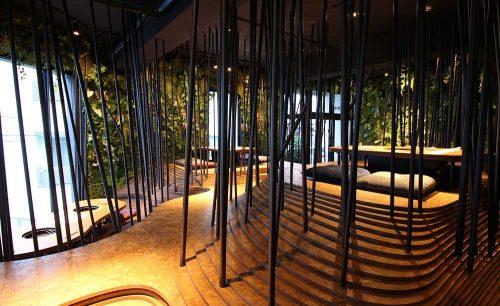 六本木,スタイリッシュ,デザイナーズ空間,厳選焼肉ニクノトリコ