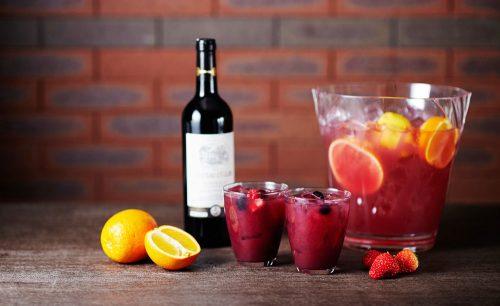 Bistro Wine Cafe Hearth 池袋1号店、ワイン、サングリア、ドリンク