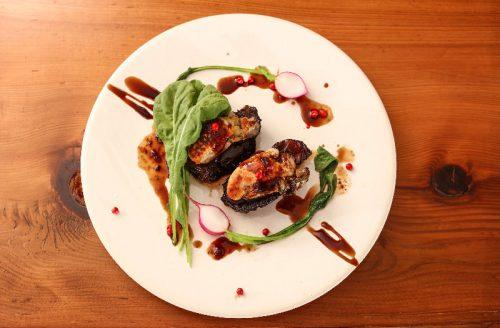 シーフード酒場 牡蠣スター、牡蠣料理、料理