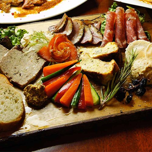MIXOLOGY BAR orchardKnight,料理,イタリアン