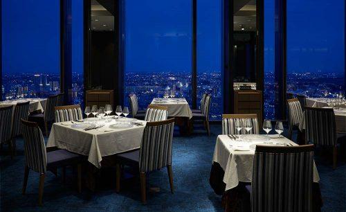 The 30th Restaurant/二子玉川 エクセルホテル東急の店内