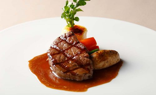 The 30th Restaurant/二子玉川 エクセルホテル東急のお肉料理
