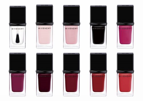 赤、ピンク、ベージュ、グレーなど人気ブランドの春色新色ネイル