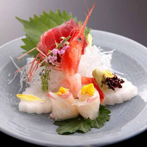 銀座大志満の加賀料理