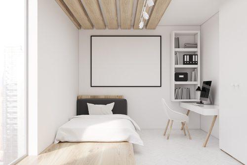 ひとり暮らしの部屋