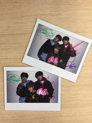 BTS (防弾少年団)J-HOPE,JIMIN,Vのポラ写真,