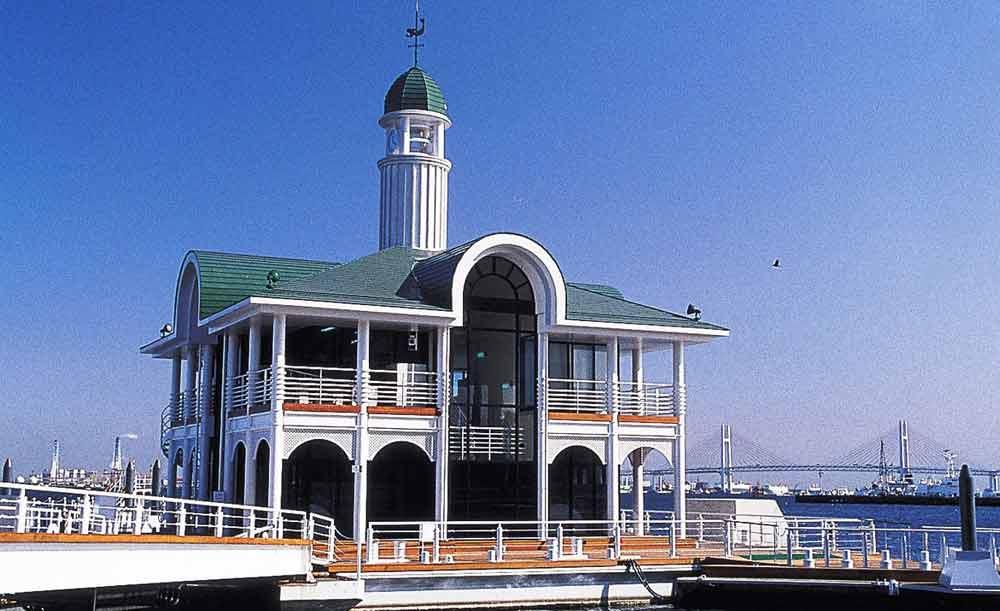 海鮮びすとろ「ピア21」/ヨコハマ グランド インターコンチネンタル ホテルの外観