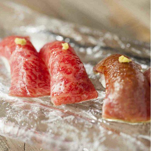 原宿焼肉 KINTAN、焼き肉、原宿、肉寿司