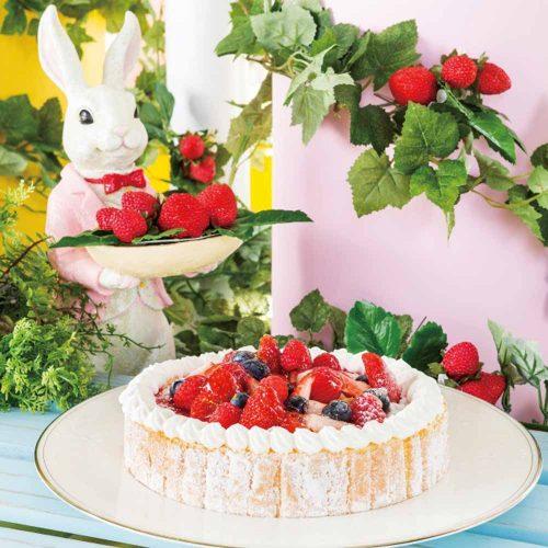 lounge Oのケーキ