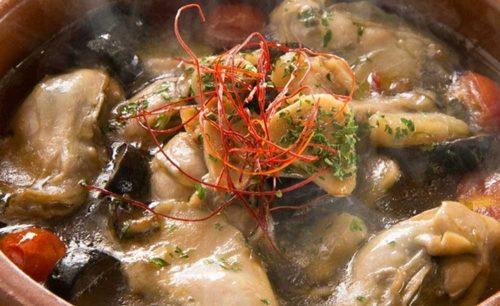 オイスターバル Kichi-joji Spiralの料理