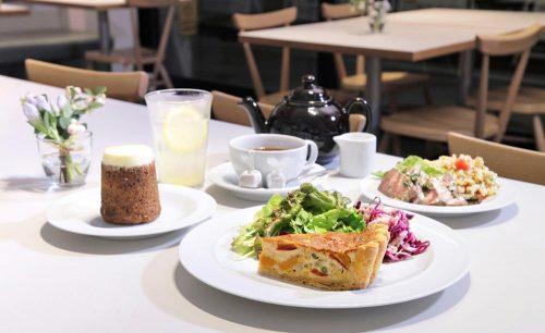 マーガレット・ハウエル SHOP&CAFE 吉祥寺の料理